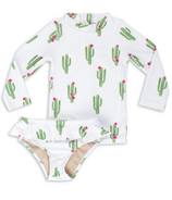 Shade Critters Rashguard Set Stuck on You Cactus