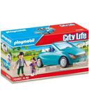 Playmobil Preschool Family with Car