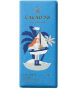 Cacao 70 Sailor Jane Dark Chocolate with Sea Salt