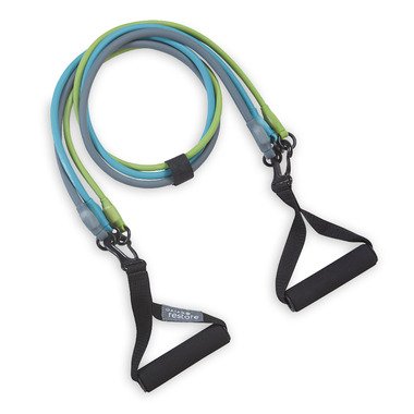Gaiam Restore 3-in-1 Resistance Band