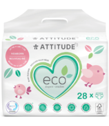 ATTITUDE Eco Baby Diapers Newborn