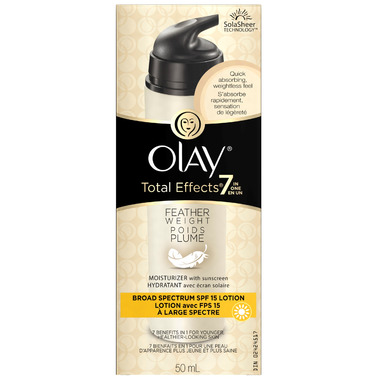 Olay Total Effects Featherweight Moisturizer