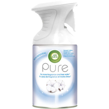 Air Wick Air PURE Aerosols Premium Airfreshner