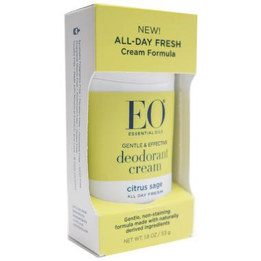 Everyone Deodorant Cream Citrus Sage