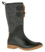 Kamik Abigail Boots Black/White