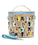 SoYoung Curious Cats Large Cooler Bag