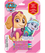 Paw Patrol Mini Activity Book with Crayons