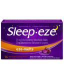 Sleep-eze Eze-Melts Night Time Sleep Aid