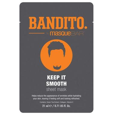 masque BAR Bandito Keep it Smooth