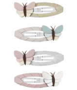 Mimi & Lula Rainforest Butterfly Clic Clacs