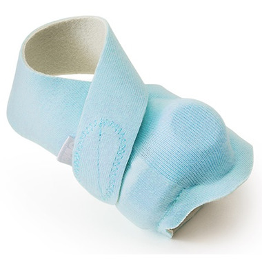 Owlet Blue Fabric Sock Set