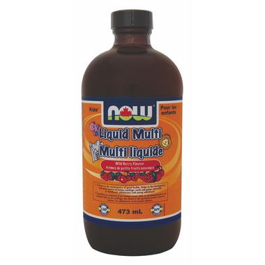NOW Foods Kids Liquid Multi-Vitamin