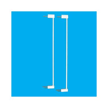 Qdos Designer Gate Extensions White