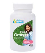 Platinum Naturals Prenatal Omega-3 DHA