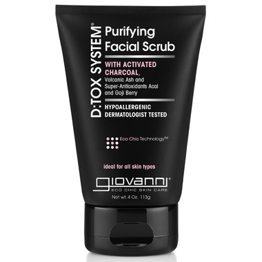 Giovanni D:TOX System Purifying Facial Scrub