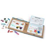 Melissa & Doug Play Draw Create Trucks