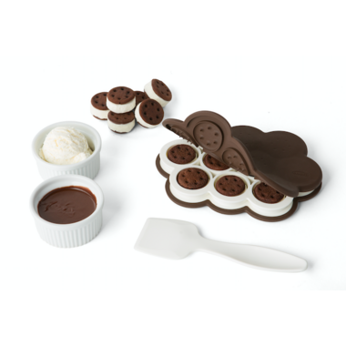 Chef\'n Sweet Spot Mini Ice Cream Sandwich Maker