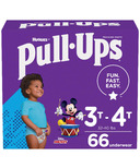 Huggies Pull-Ups Learning Designs Training Pants For Boys