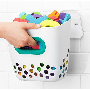 OXO Tot Bath Toy Bin Teal