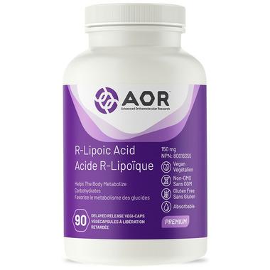 AOR R-Lipoic Acid