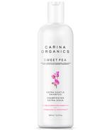 Carina Organics Extra Gentle Shampoo Sweet Pea