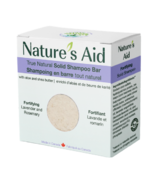Nature's Aid Solid Shampoo Lavender and Rosemary