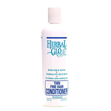 Herbal Glo Fine Or Thin Hair Conditioner