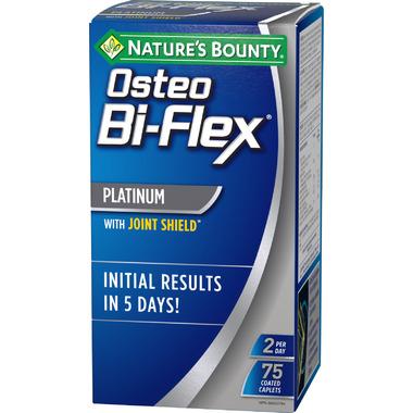 Nature\'s Bounty Osteo Bi-Flex Platinum