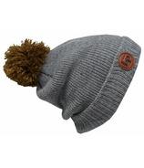 L&P Apparel Whistler Hat Heather Grey