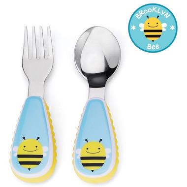 Skip Hop ZOOtensils Utensil Set Bee