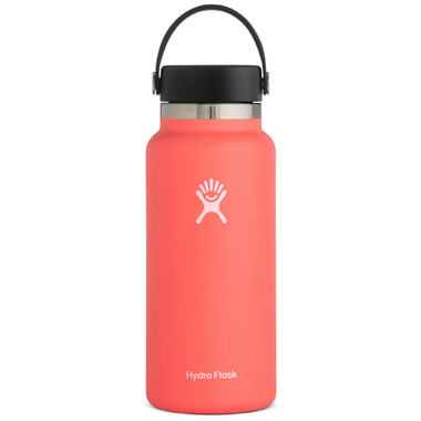 Hydro Flask Wide Mouth With Flex Cap Hibiscus 2.0