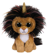 Ty Beanie Boo's Ramsey The Horned Lion