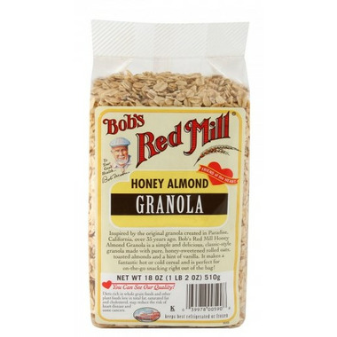 Bob\'s Red Mill Honey Almond Granola