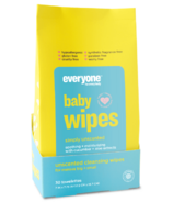 Everyone Baby Wipes Simply Unscented