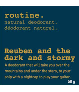 Routine Reuben and the Dark and Stormy