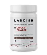 Landish Superfood Protein Powder + Cricket Powder Chocolate