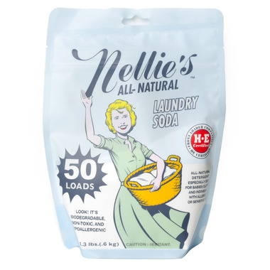 Nellie\'s All-Natural Laundry Soda