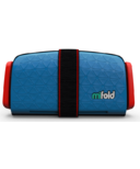 mifold Grab-and-Go Booster Seat Demin Blue