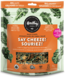 Healthy Crunch Say Cheeze Kale Chips