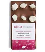 Dufflet Milk Chocolate Marshmallow Hot Chocolate Bar