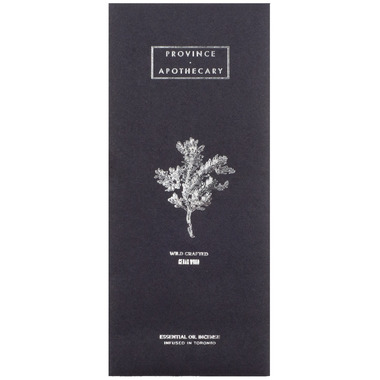 Province Apothecary Cedar Wood Essential Oil Incense