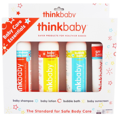 thinkbaby Baby Body Care Essentials Kit