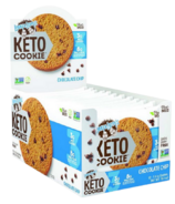 Lenny & Larry's Keto Cookie Chocolate Chip Case