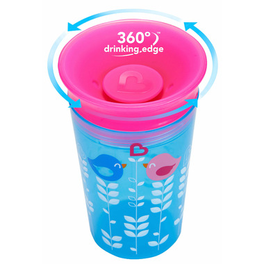 Munchkin 9oz Miracle 360 Deco Sippy Cup