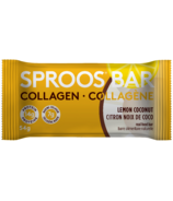 Sproos Collagen Bar Lemon Coconut