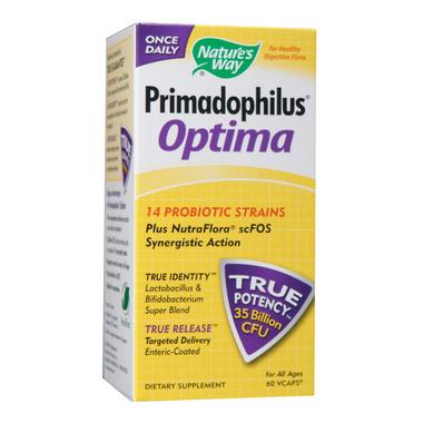 Nature\'s Way Primadophilus Optima