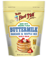 Bob's Red Mill Buttermilk Pancake and Waffle Mix