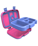 Bentgo Brights Children's Bento Lunch Box Fuchsia