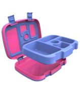 Bentgo Brights Children's Bento Lunch Box Fuchsia