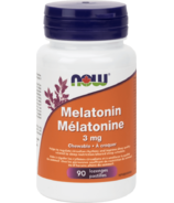 NOW Foods Chewable Melatonin